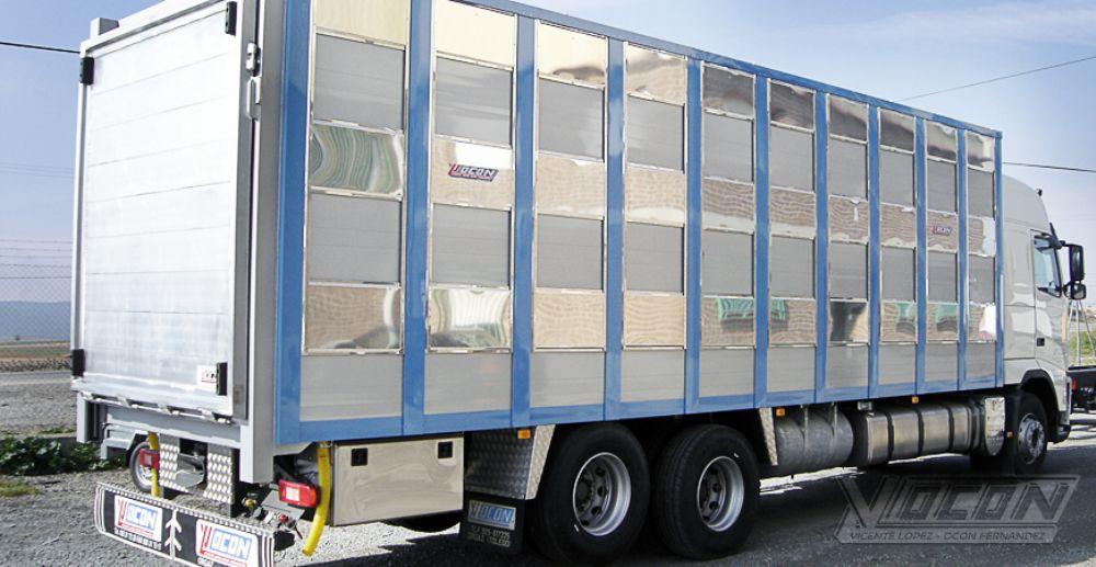 Camiones de ganado de 3500 kg asturias